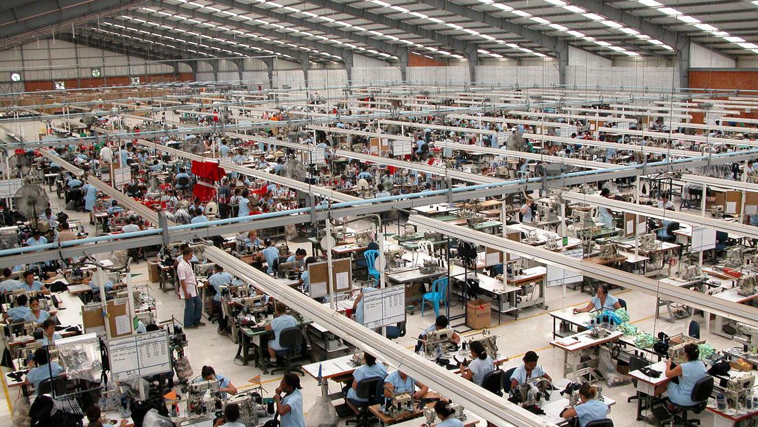 patagonia factory